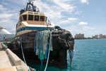 Tug boat, Bahamas
