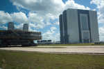 VAB and the Crawler - shuttle transporter