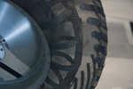 Lunar Rover special tires