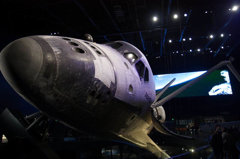 Space Shuttle Orbiter Atlantis