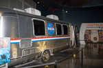 Astronaut shuttle van