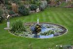 Windsor Castle - moat garden