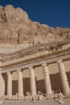 Anubis Chapel, mortuary temple of Hatshepsut.