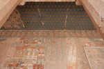 Anubis Chapel, mortuary temple of Hatshepsut, ceiling.