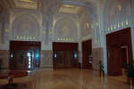 Interior, Royal Opera House, Muscat