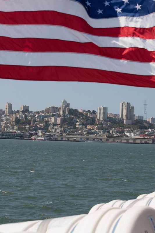 4th of July in San Fran
