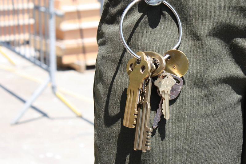 Guard's Keys