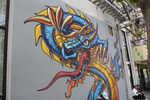 Street Art, Chinatown