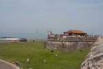 Cartagena city wall