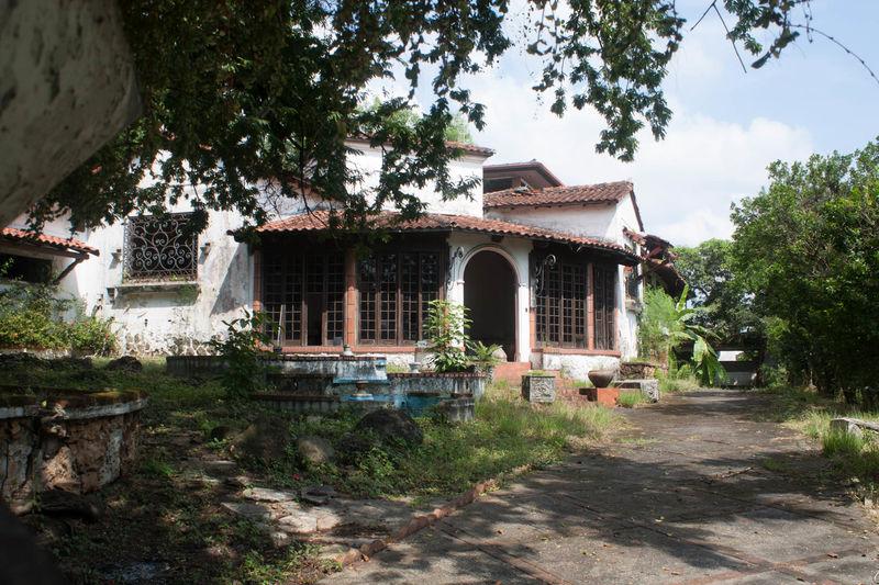 Noriega's house