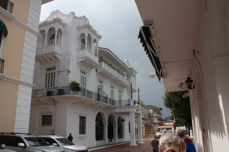 Presidential home, Panama