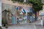 Street art, Chile