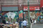 Street art, Valpariso, Chile